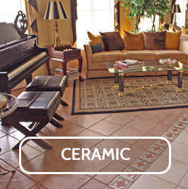 Catskill Ceramic Tile Flooring